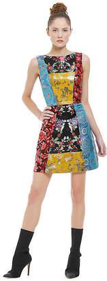 Alice + Olivia (アリス オリビア) - Alice+olivia Malin Patchwork Dress