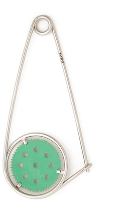 Meccano palladium-plated pin