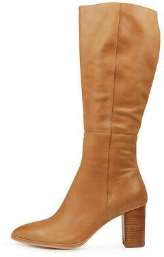 Django & Juliette New Allouta Womens Shoes Boots Calf