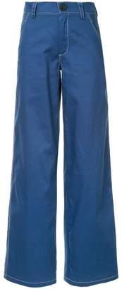 Walk Of Shame flared trousers