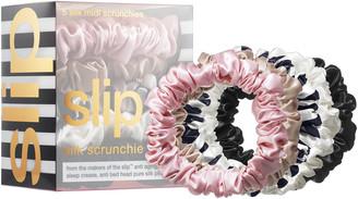 Slip Medium Slipsilk Scrunchies