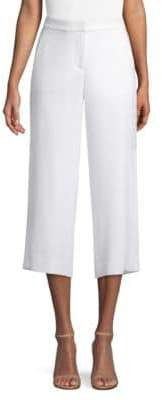 Elie Tahari Eloisa High-Rise Cropped Pants
