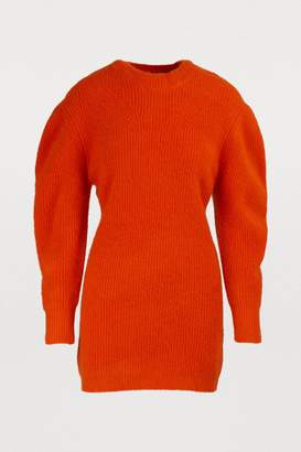 Isabel Marant Sigrid cashmere dress