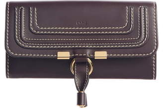 Chloé Marcie Long Leather Wallet