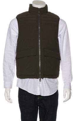 Orlebar Brown Woven Cargo Vest w/ Tags