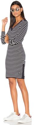G-Star Imon V Neck Sweater Dress $150 thestylecure.com