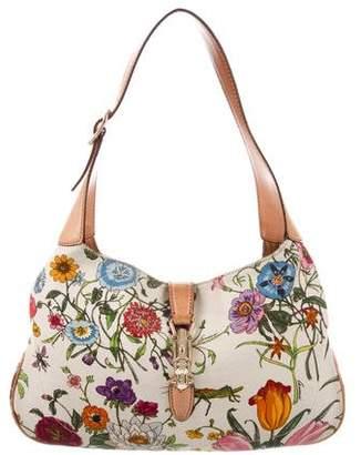 Gucci Flora Jackie Bag
