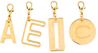 Stella McCartney Stella McCartney Letter Bag Charms