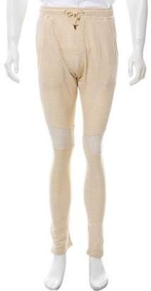 Balmain Woven Relaxed Sweatpants