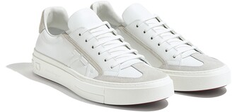 Salvatore Ferragamo Borg Sneaker