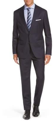 BOSS Johnstons/Lenon Classic Fit Wool Suit
