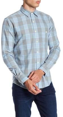 Faherty BRAND Seaview Plaid Long Sleeve Shirt