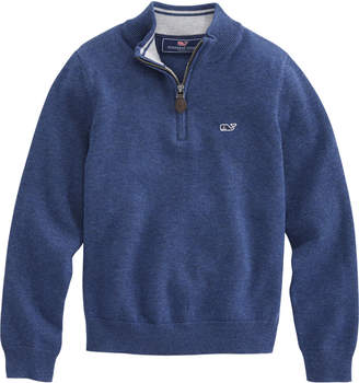 Vineyard Vines Boys 1/2-Zip Sweater