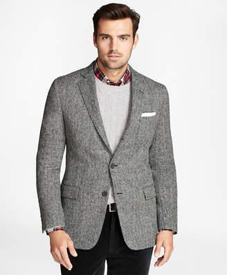 Brooks Brothers Regent Fit BrooksTweed Herringbone Sport Coat