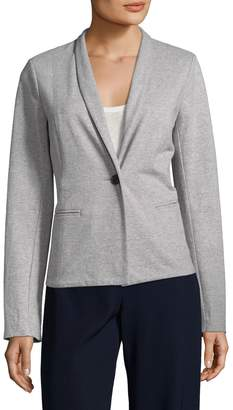 James Perse Women's Clean Jersey Blazer