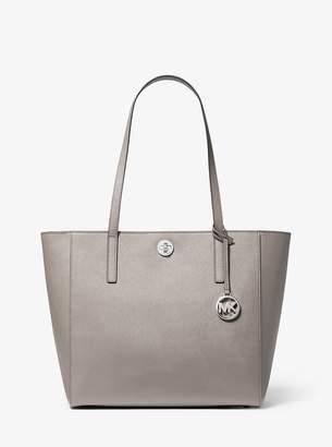 MICHAEL Michael Kors Rivington Large Saffiano Leather Tote Bag