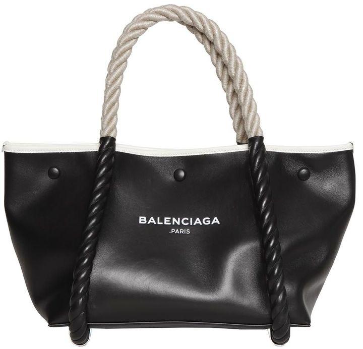 Balenciaga Balenciaga Leather Hand Bag