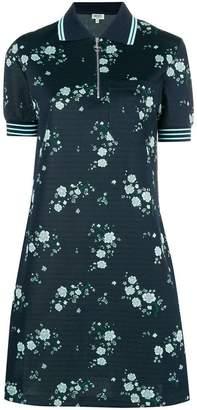 Kenzo floral print T-shirt dress