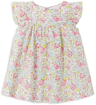 Jacadi Infant Girls' Liberty of London Floral Print Dress - Sizes 0-12 Months $89 thestylecure.com