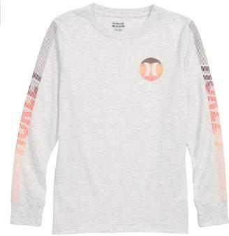 Hurley Line Graphic T-Shirt