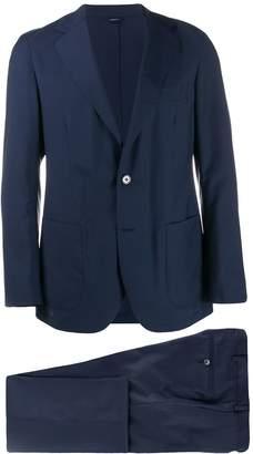 Tombolini slim two-piece suit