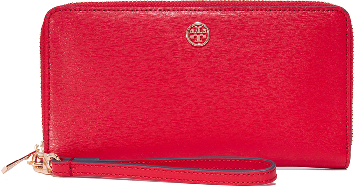 Tory Burch Tory Burch Parker Zip Continental Wallet