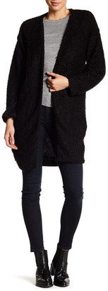 14th & Union Nepped Knit Open Front Cardigan $39.97 thestylecure.com