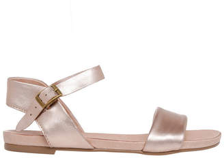 Jungle Rose Gold Sandal