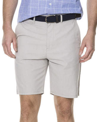 Rodd & Gunn Men's Flaxton Stretch-Cotton Twill Shorts