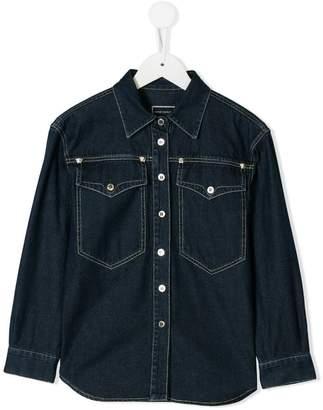 Versace button-up shirt