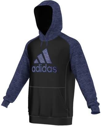 adidas Big & Tall Team Issue climawarm Fleece Hoodie