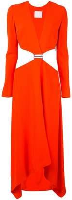 Dion Lee modular e-hook dress