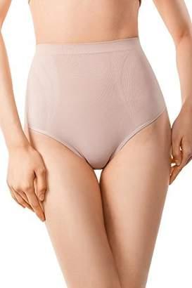06141fc44aa MD Womens Compression Shapewear Tummy Control Briefs RearAndBottom Body  Shaper