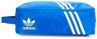 adidas Logo Stripe Boot Bag
