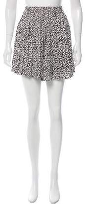 Piamita Printed Silk Shorts w/ Tags