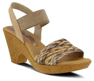 Spring Step Batsheva Braided Sandal