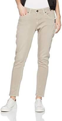 Silver Jeans Women's L27114 Boyfriend Boyfriend Jeans - Beige - W28/L26