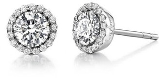 Women's Lafonn Birthstone Stud Earrings $135 thestylecure.com