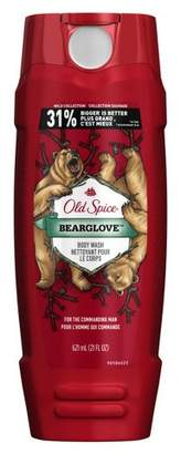 Old Spice Wild Collection Bearglove Body Wash - 21oz