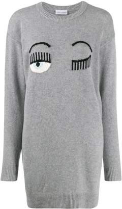 Chiara Ferragni Flirting sweater dress