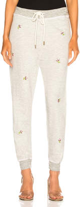 The Great Cropped Sweat Pant
