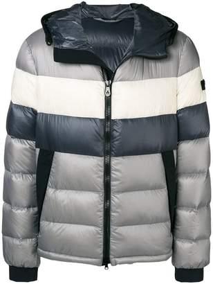 Peuterey padded colour block jacket
