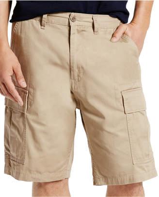 Levi's® Men's Carrier Loose-Fit Cargo Shorts $50 thestylecure.com