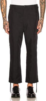 Junya Watanabe Trousers in Black   FWRD