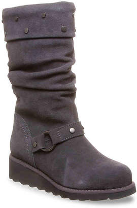 BearPaw Eureka Youth Wedge Boot - Girl's