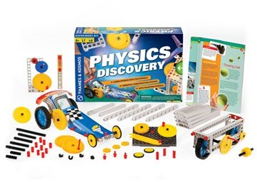 Boy's Thames & Kosmos 'Physics Discovery 2.0' Experiment Kit