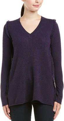 White + Warren Cashmere Sweater