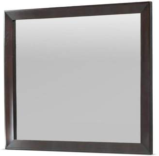 Apt2B Willoughby Rectangular Mahogany Mirror