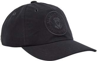 Balmain Crest Patch Baseball Cap