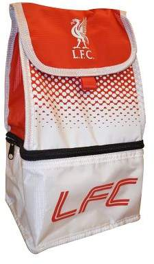 Liverpool FC Fade Dual Compartment Premium Lunch Bag